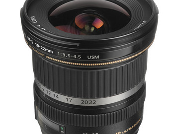 Rent: Canon EF-S 10-22mm f/3.5-4.5 USM