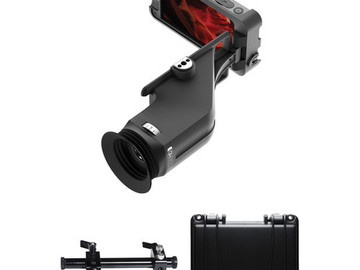 SmallHD Sidefinder 502 EVF Kit with Dual Mount & Case