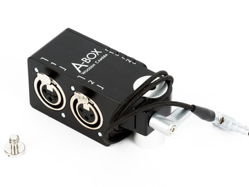 Rent: Wooden Camera A-Box Audio Distribution Adapter