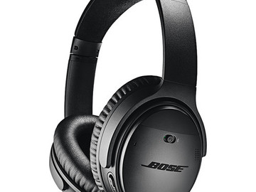 Rent: Bose QC35 Nosie Cancling Directors Headphones
