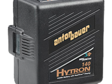 Rent: 4 AB Hytron 140 Batteries