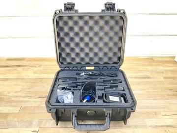 Set 1 - Sennheiser EW 100 Wireless Lavs (A, B Channels)
