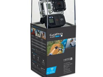 Rent: GoPro 3/Peripherals