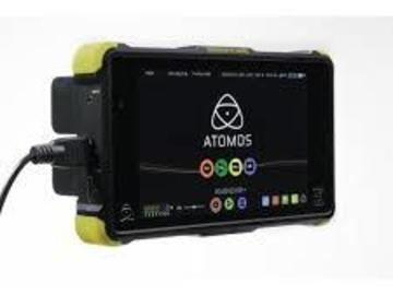 "Atomos Shogun FLAME 4K Recorder and 7"" Monitor w/ Extras"