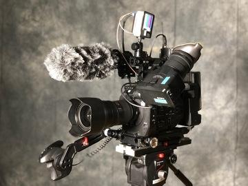 Nikon 24-70mm f2.8, 17-25mm f2.8, 50mm f1.8
