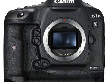 Rent: Canon 1DX Mark II