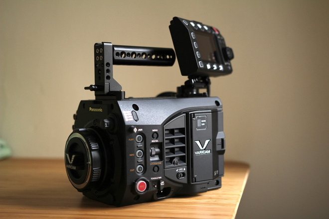 Panasonic VariCam LT 4K S35 Digital Cinema Camera BODY ONLY