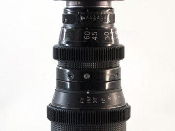 Cooke 10.8-60mm T2.5 S16mm