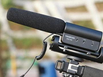 Rent: Takstar SGC-598 Microphone
