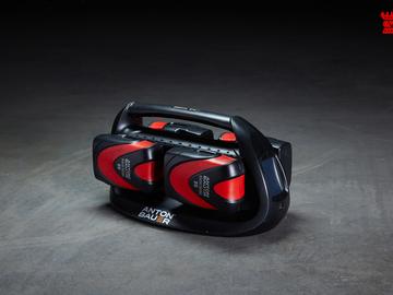 4 Anton Bauer G90 Digital Batteries + QUAD Charge Station