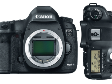 Rent: Canon 5D Mark 3
