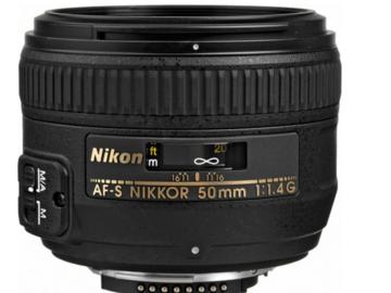 Nikon AF-S NIKKOR 50MM F/1.4G