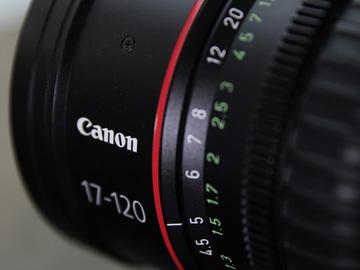Rent: Canon CINE-SERVO 17-120mm T2.95-3.9 (PL Mount)