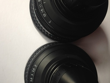 Rent: Sony Primes  35mm,50mm,85mm