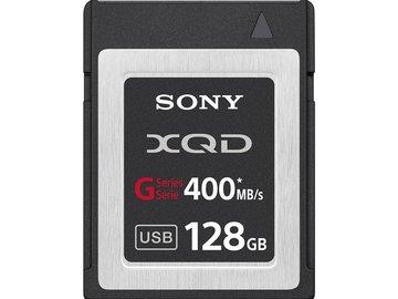 Rent: Sony 128GB XQD G Series Memory Card (400MB/s) (2 of 3)
