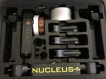 Rent: Nucleus-M Remote Wireless Follow Focus w/ 3 motors