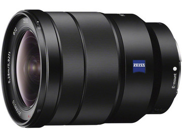 Rent: Sony Vario-Tessar T* FE 16-35mm