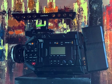 Rent: Blackmagic URSA Mini Pro 4.6K