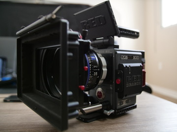 Rent: RED Scarlet-W Dragon 5K (New!)
