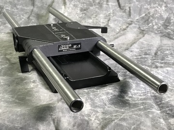Rent: ARRI BP-9 Base Plate w/ Dovetail Plate, rods