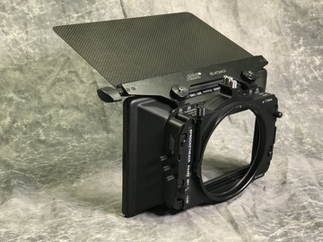 Rent: ARRI LMB 25 Clamp-On Matte Box  w/ 3 Adaptors