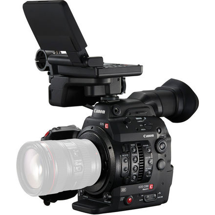 Two (2) Canon C300 Mark II - Interview Kit with 2 Lenses