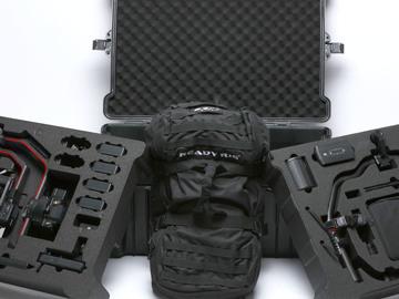 Rent: Ronin2 + 4X BATT + READY RIG w Pro Arms