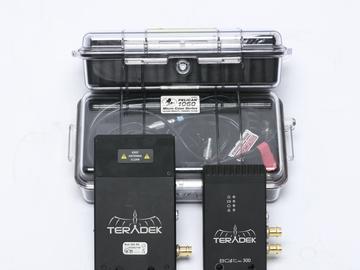 Rent: Teradek Bolt 300 3G-SDI/HDMI Video Transceiver Set