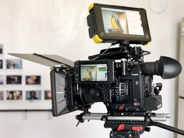Canon C200, Shoulder kit, Monitor, Prime and Zooms lens's