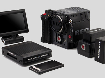 Rent: Red Scarlet X package -- EF mount
