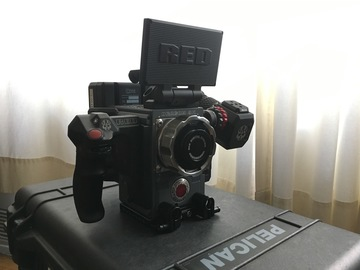 *Cheapest Month-Long Rental* Red Scarlet-W 5K EF or PL Kit