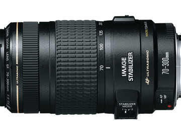 Rent: Canon EF 70-300mm f/4-5.6 IS USM Lens