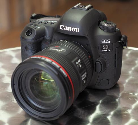 Canon EOS 5D Mark IV + 2 Lenses