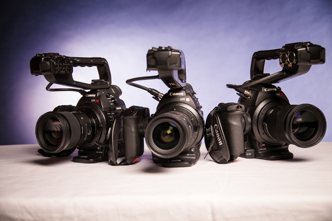 (DOUBLE 2x) Canon EOS C100 Cinema Camera (Double Package)