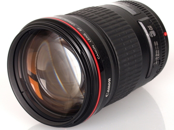Rent: Canon EF 135mm f/2 L USM