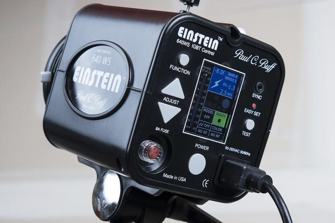 Buff Einstein 640 Monolight Flash Unit