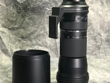 Rent: Tamron SP 150-600mm f/5-6.3 Di VC USD