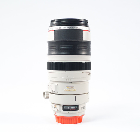 Canon EF 100-400mm f/4.5-5.6 L IS USM