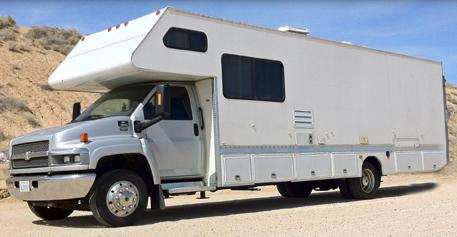 Ultimate DP Lounge/Camera/Grip Truck