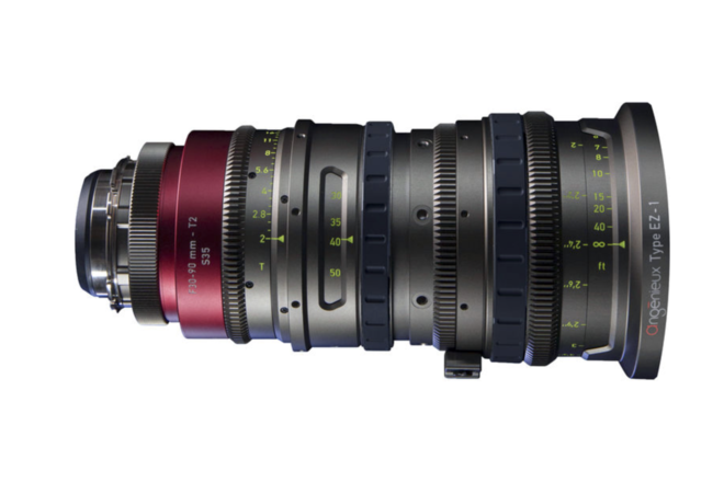 Angeniuex EZ-1 30-90mm T2.0 lens EF or PL mount