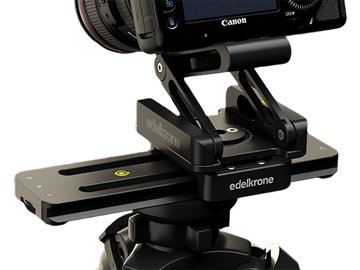 Rent: Edelkrone Slider One w Motion Module  2 Batts Charger