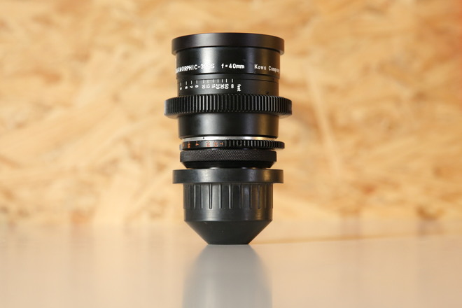 Kowa Prominar Anamorphic 40mm T2.3