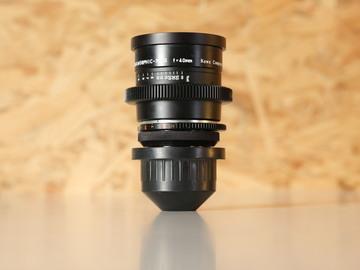 Rent: Kowa Prominar Anamorphic 40mm T2.3