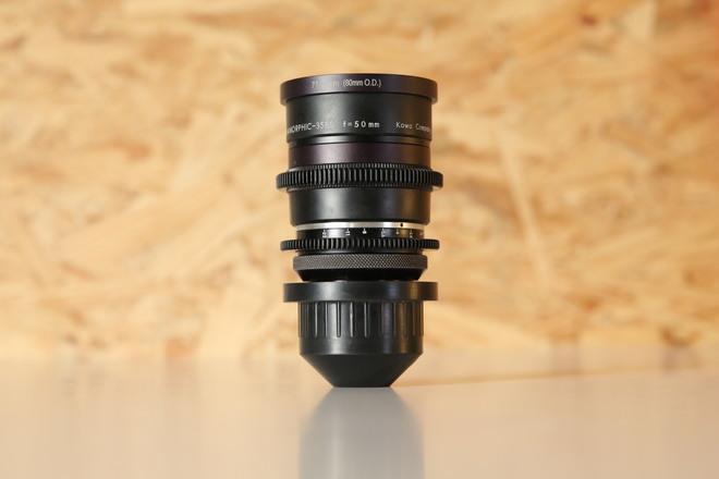 Kowa Prominar Anamorphic Prime Lens -  50mm