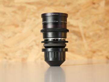 Rent: Kowa Anamorphic Prime Lens  50mm