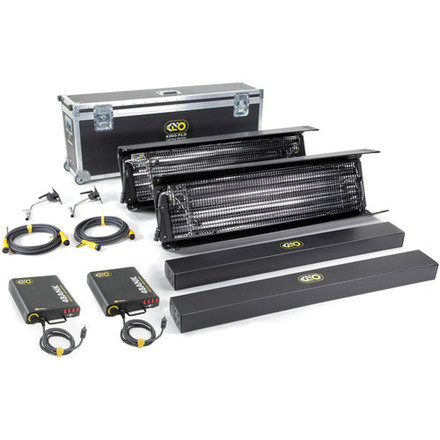 4'x4 Kino 2-Head Gaffer Kit