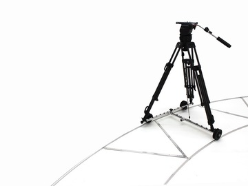 Rent: ULTRA LIGHTWEIGHT INDIE DOLLY - 100lb PAYLOAD!