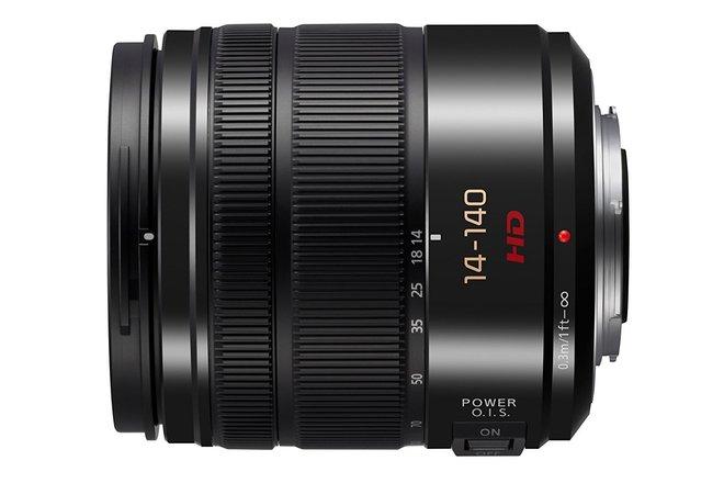 Panasonic 14-140mm f/3.5-5.6 (Black)