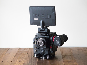 Rent: Red Weapon 8K Helium w/ Accessory Package (EPIC-W)
