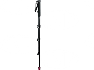 Rent: Manfrotto 561BHDV Monopod